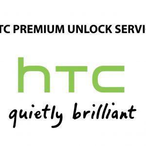 HTC Unlock Service