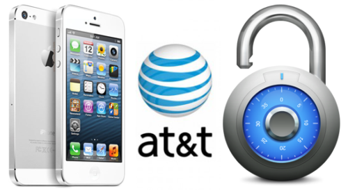 AT&T Unlock Service for Any Apple iPhone